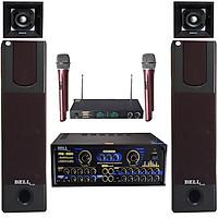 Dàn karaoke và nghe nhạc RSX - 338 BellPlus - nhiều màu - Hàng chính hãng
