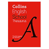 Collins English School Thesaurus