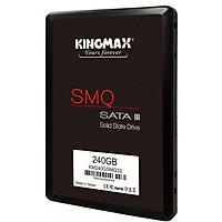 Ổ Cứng SSD KINGMAX SMQ 240GB (2.5 inch SATA III, R/W 540/450 MB/s) - Hàng Chính Hãng
