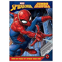 Spider-Man: Jumbo Colouring and Activity Book (Jumbo Colouring Marvel)