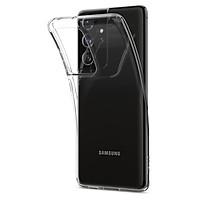 Ốp lưng cho điện thoại SAMSUNG GALAXY S21 , S21 Plus, S21 Ultra, M02 , A02 - Ốp dẻo trong suốt, bảo vệ điện thoại - Hàng Chính Hãng