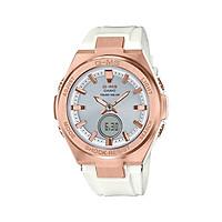 Đồng hồ nữ dây nhựa Casio Baby-G chính hãng MSG-S200G-7ADR