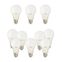 10 Bóng đèn Led 7w A60 tiết kiệm điện siêu sáng kín chống nước Posson LB-H7-7G