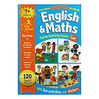 Leap Ahead : 7+ Years English and Maths