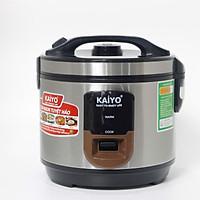 Nồi cơm điện chống dính KAIYO KY815 - 1.2L- Hàng chính hãng - Giao màu ngẫu nhiên