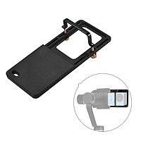 Sports Action Camera Adapter Mount Plate Handheld Gimble Stabilizer Clamp Plate for GoPro Hero 6/5/4/3+ for YI 4K SJCAM