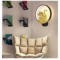 Đèn treo tường- Đèn trang trí phòng ngủ- Đèn cầu thang- Đèn phong cách Bắc Âu. Đèn tường mạ vàng phong cách Bắc Âu, đèn tường đẹp.