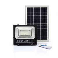 Đèn pha năng lượng mặt trời SUNTEK LED SOLAR 40W - Hàng chính hãng