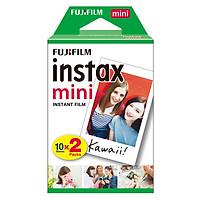 Hộp Film Fujifilm Mini 20 Tấm - Hàng Chính Hãng