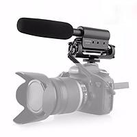 icrophone Stereo Takstar SGC-598 cho Canon Nikon Pentax Olympus