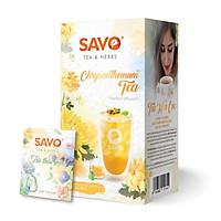 Trà Thảo Mộc SAVO HOA CÚC (Chrysanthemum Herbal Tea)