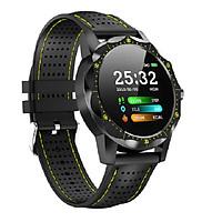 Đồng hồ thông minh SKY 1 theo dõi sức khỏe đo nhịp tim, huyết áp - chống nước thông minh - Hàng Nhập Khẩu