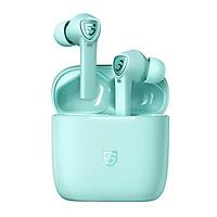 Tai nghe True Wireless Earbuds SoundPeats TrueCapsule 2 Smart Touch Bluetooth 5.0, chipset QCC3020, chống ồn cVc 8.0, kháng nước IPX5 màu Xanh, Hồng - Hàng chính hãng