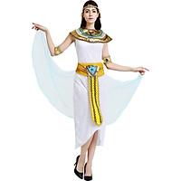 Trang Phục Hóa Trang Nữ Hoàng Ai Cập Cổ Đại Cleopatra