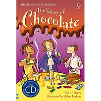 Usborne The Story of Chocolate + CD
