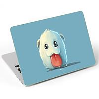 Mẫu Dán Trang Trí Laptop Hoạt Hình LTHH - 616