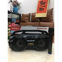 Loa Bluetooth Kimiso T5S Hát Karaoke - Hàng Nhập Khẩu