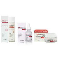 Bộ Sản Phẩm Dưỡng Da Trắng Sáng 7DAY Whitening Program Glutathione 700V ( Toner Serum Cream )