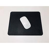 Miếng Lót Chuột Da Lucas (Mouse Pad) 270x210mm - Hàng Chính Hãng