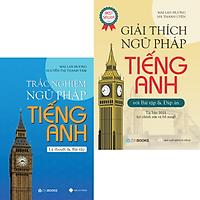 Combo Giải Thích Ngữ Pháp Và Trắc Nghiệm Ngữ Pháp Tiếng Anh Mai Lan Hương