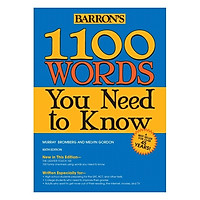1100 Words You Need To Know (6Th Edition)