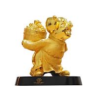 Quà tặng cao cấp: Tượng Heo vàng phát tài – THVPT01
