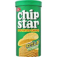 Bánh snack khoai tây Chip Star YBC vị Rong biển 50gr (Lốc 8 hộp)