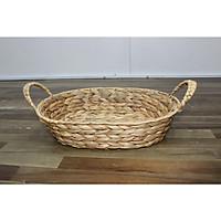 Khay - Sọt đan lục bình tự nhiên - SD4144A/1NA