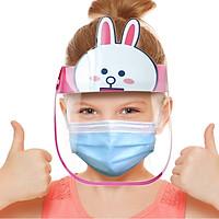 Kính bảo vệ che mặt chống dịch, khói, bụi cho bé
