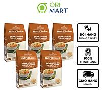 COMBO 5 Gạo Lứt Jasmine & Hạt Chia - Brown Lotus Rice 500g