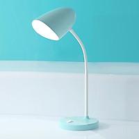 Đèn học để bàn RẠNG ĐÔNG chống cận RD RL 38 kèm bóng LED 6W tiết kiệm điện năng, bảo vệ thị lực