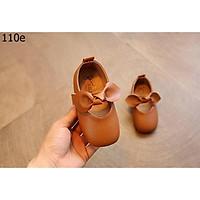 Giày Búp Bê Bé Gái Da Mềm Style Hàn