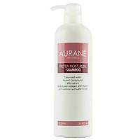 Dầu gội dưỡng ẩm tăng cường dưỡng chất Aurane Protein Moisturizing shampoo 750ml