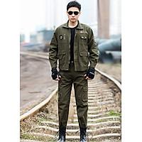 Bộ quần áo lính mỹ US ARMY túi hộp phong cách quân đội [Tặng Thắt Lưng]