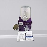 Máy hâm sữa và thức ăn siêu tốc  Philips Avent SCF355/07
