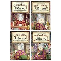 Combo Thiên Đường Tiền Xu: Tập 1 + 2 + 3 + 4 (Bộ 4 Tập)