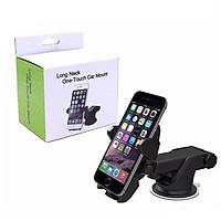 Giá đỡ điện thoại trên ô tô A1 - Thiết bị đỡ điện thoại trên xe hơi oto , Thiết kế kiểu dáng thông minh 5 tư thế - Kẹp điện thoại oto