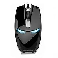 Chuột Gaming cao cấp Newmen - Iron Man G306 màu ngẫu nhiên - Hàng chính hãng