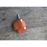 Bao da dành cho tai nghe Apple Airpods da bò - CA014