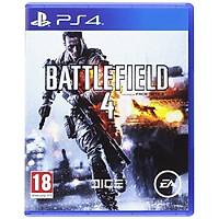 Đĩa Game PS4: Battlefield 4-Hàng nhập khẩu