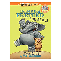 Elephant and Piggie Like Reading : Harold and Hog Pretend for Real!