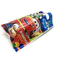 10 túi quà Birthday party 17 x 25 cm chủ đề hoạt hình Cars
