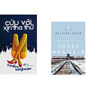 Combo 2 cuốn sách: Cuộc trốn chạy của Josef Mengele  + Cứu với, xin tha thứ