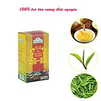 Trà tân cương long đình 100 gram - trà móc câu Tân Cương Xanh