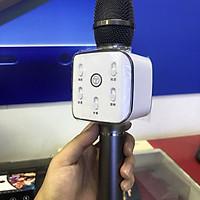 Míc karaoke bluetooth