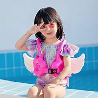 Áo phao bơi hình đôi cánh cho bé Sportslink