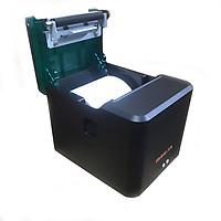 Máy in hóa đơn bán hàng Rongta RP-335UL , hai cổng kết nối : USB+LAN, tốc độ nhanh 250mm/s, tự động cắt giấy