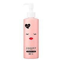 Kem Tẩy Trang Dưỡng Ẩm Và Săn Chắc Da Sugoff Cleansing Cream 200g