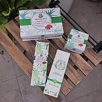 Bộ sản phẩm chăm sóc da Bách Thảo chăm sóc da toàn diện từ thảo dược - Bộ 4 sản phẩm
