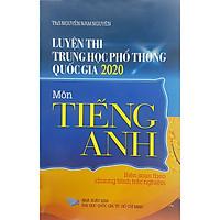 Luyện Thi Trung Học Phổ Thông Quốc Gia 2020 Môn Tiếng Anh